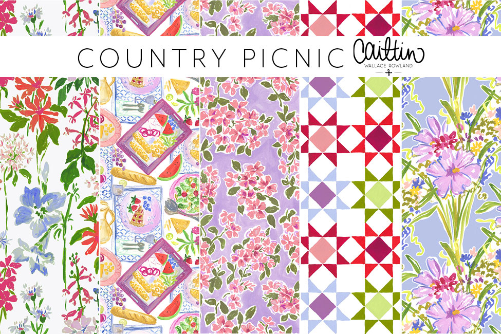 COUNTRY PICNIC