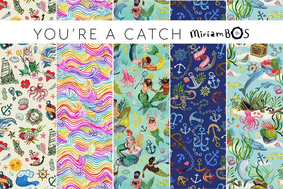 YOU'RE A CATCH