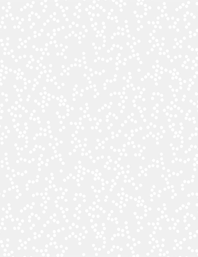 STELLA-P1626/WHITE / DOTS