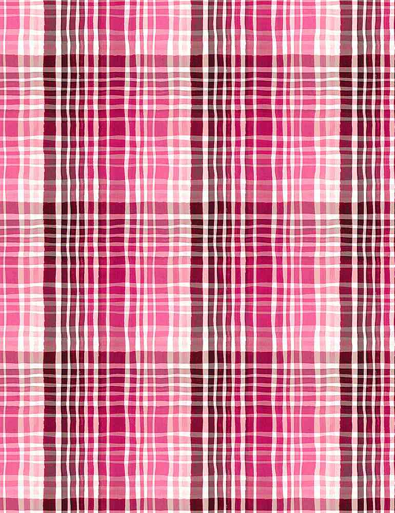 STELLA-DAW1660 / MULTI / WAVY PLAID