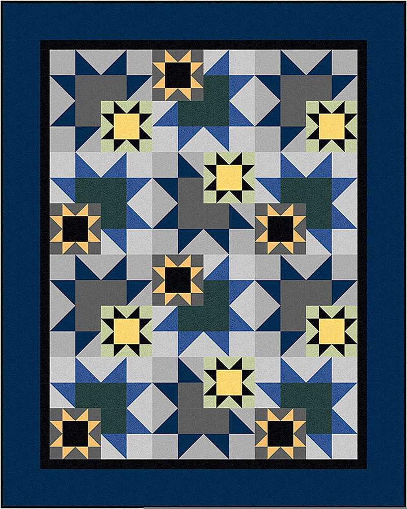 PROJECTS / JAX BASIC-STARS IN STARS