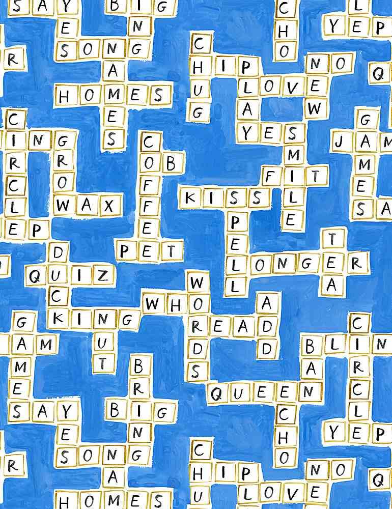 STELLA-DJL1975/BLUE / WORDPLAY