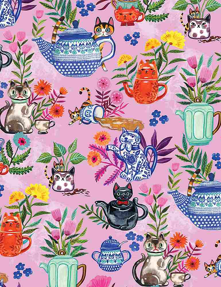 STELLA-DMB2031/PINK / CATTEAPARTY