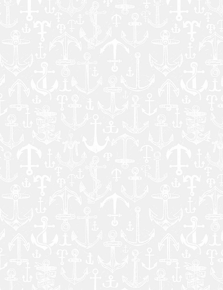 STELLA-P1766/WHITE / ANCHORSAWEIGH